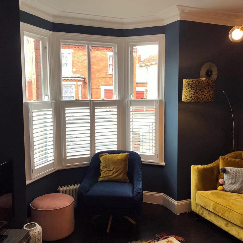 Cafe Style Shutter Blinds