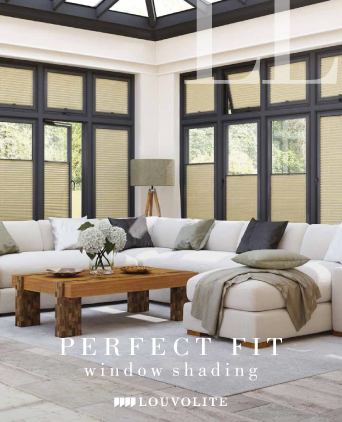 Perfect fit blinds brochure