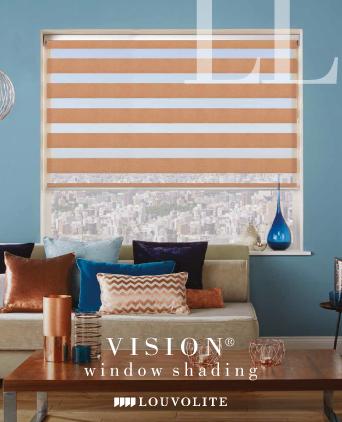 Vision blinds brochure