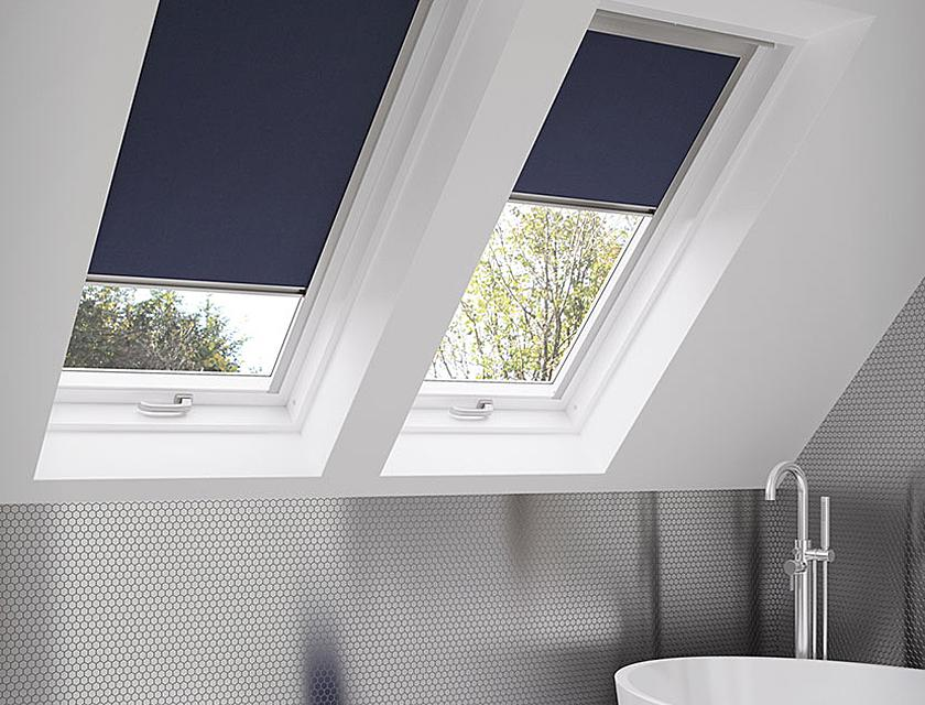 Skylight Window Blinds